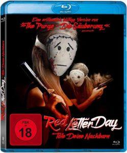 Red Letter Day - Töte deine Nachbarn blu-ray cover shop kaufen
