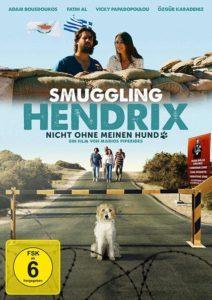 Smuggling Hendrix - Nicht ohne meinen Hund dvd Cover shop kaufen film 2019