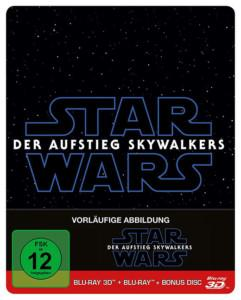 Star Wars der Aufstieg des Skywalkers Blu-ray cover shop kaufen