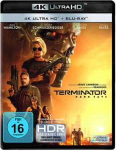 Terminator Dark Fate Film 2019 4K Ultra HD shop kaufen