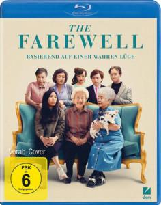 The Farewell Blu-ray cover shop kaufen