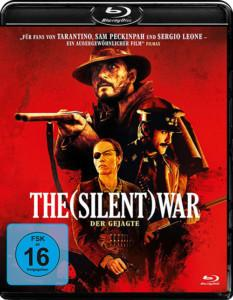 The Silent War der gejagte Blu-ray cover shop kaufen