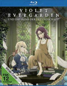 Violet Evergarden und das Band der Freundschaft Kino Kino-Review Streaming 2020 Jaze Anime kaufen Film Shop vorbestellen
