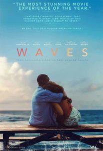 waves film 2020 Kino Plakat