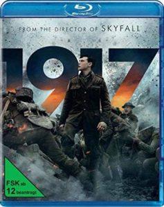 1917 Film 2020 Oscar nominiert Blu-ray cover shop kaufen