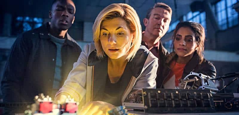 Doctor Who Staffel 12 Staffel 13 Serie kaufen Shop
