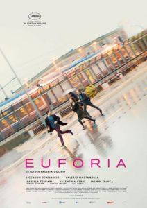 EUFORIA 2020 Kino Film kaufen Shop