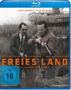 Freies Land Blu-ray Cover shop kaufen