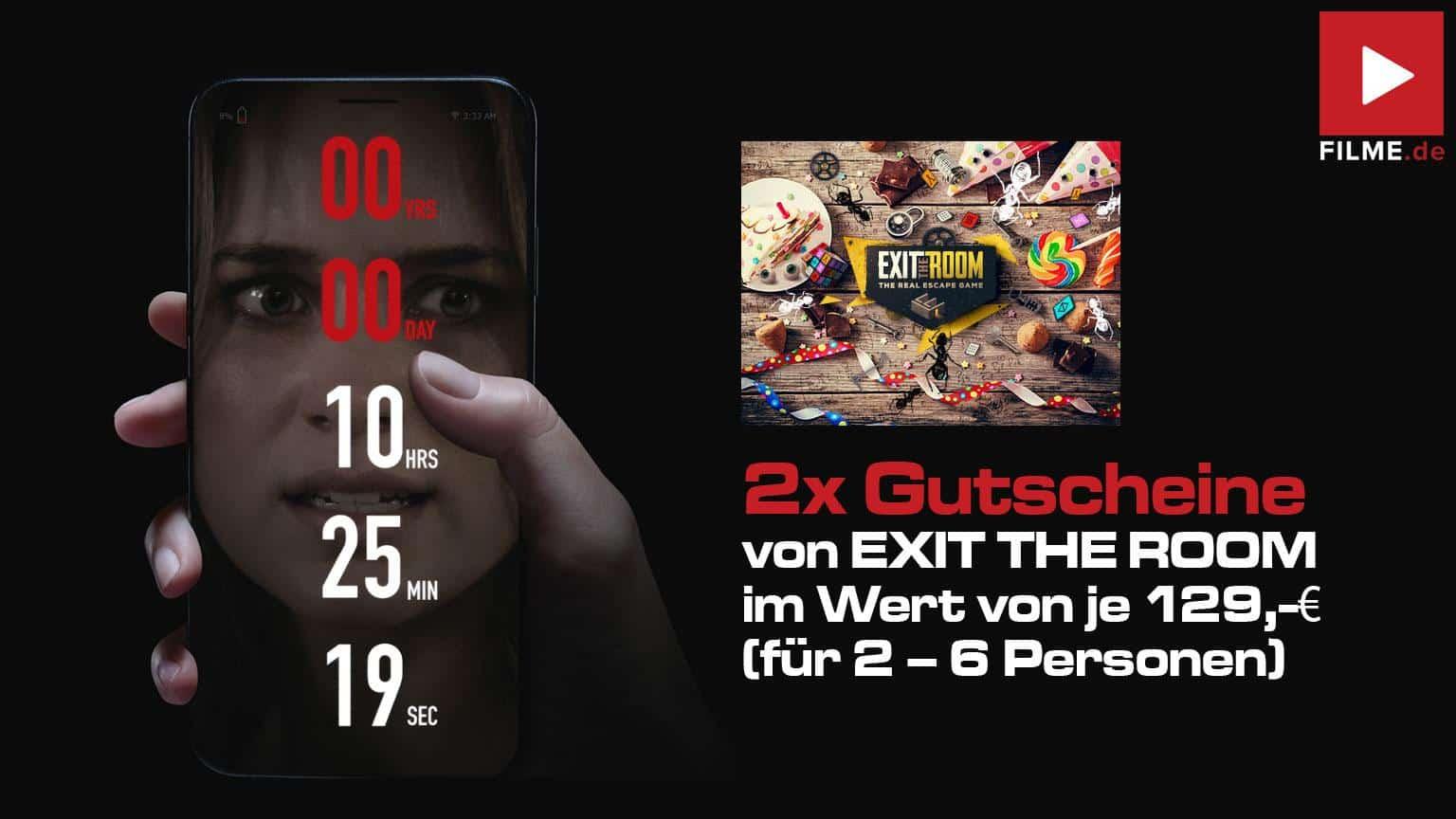 Countdown Exit the Game Gewinnspiel Artikelbild