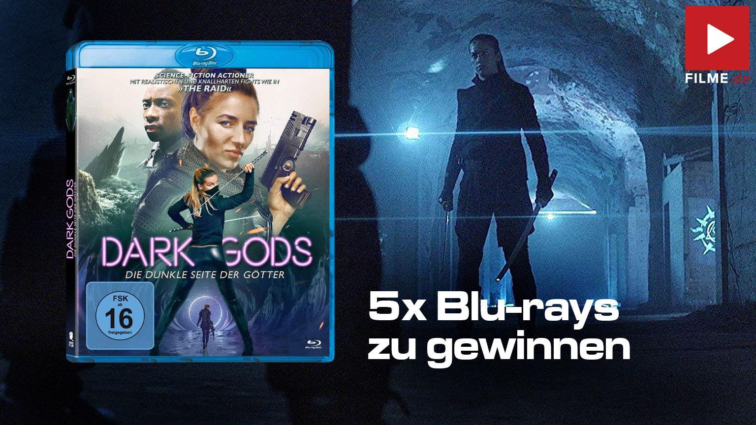 Dark Gods - Die dunkle Seite der Götter Gewinnspiel Artikelbild
