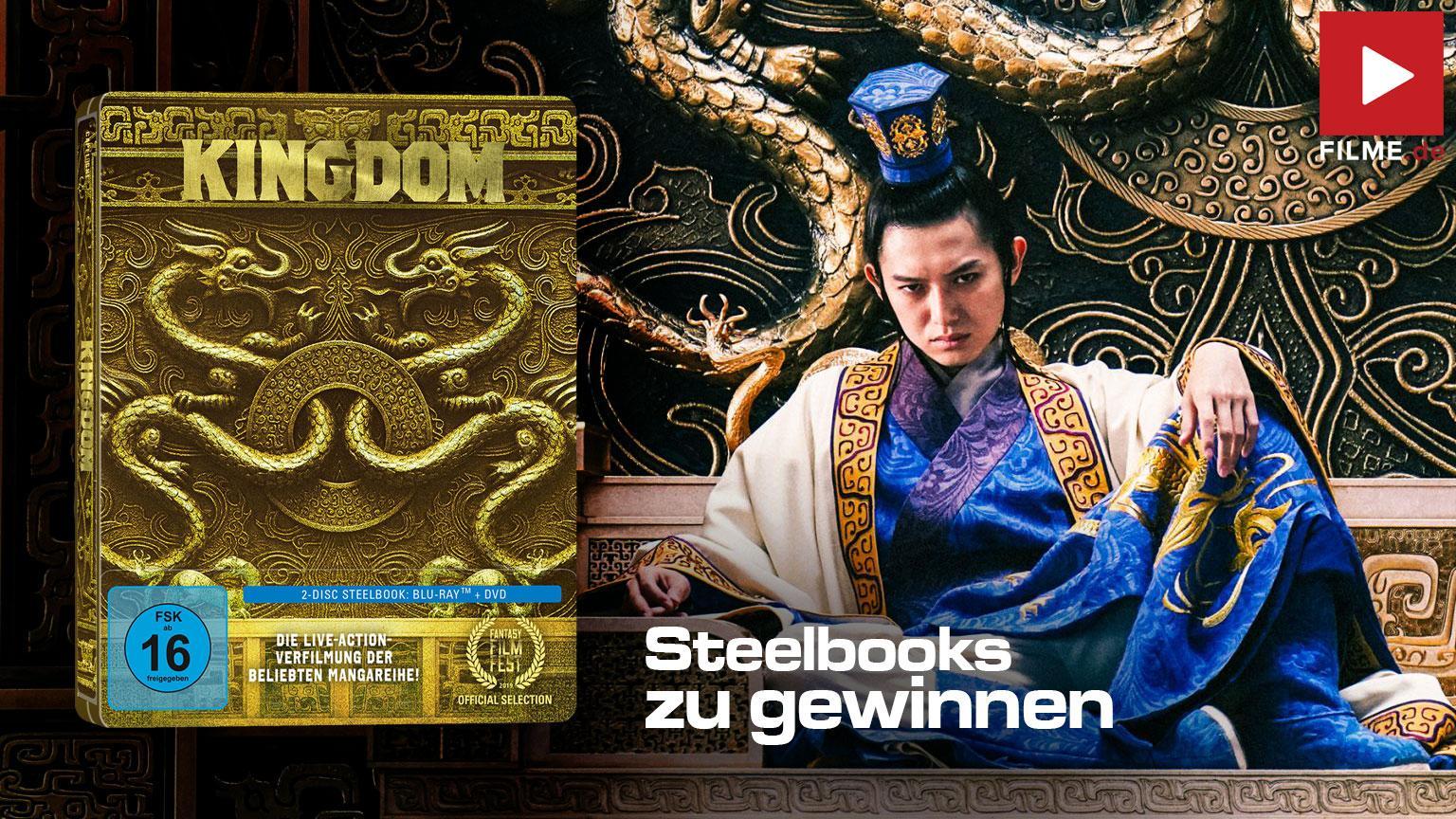 Kingdom STeelbook Gewinnspiel Artikelbild shop kaufen