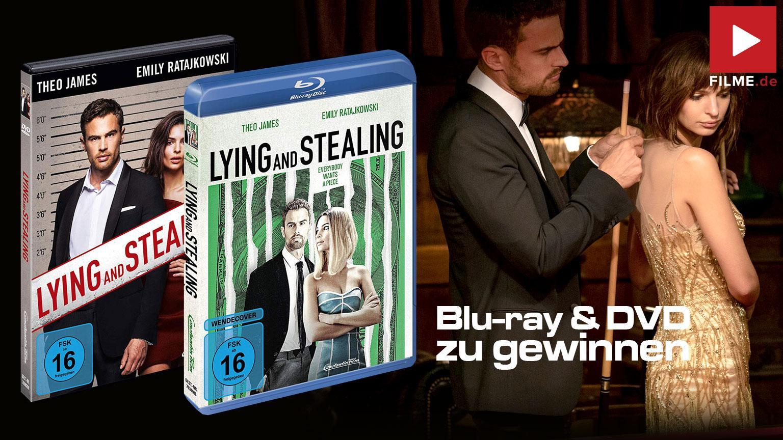 lying and stealing gewinnspiel artikelbild shop kaufen