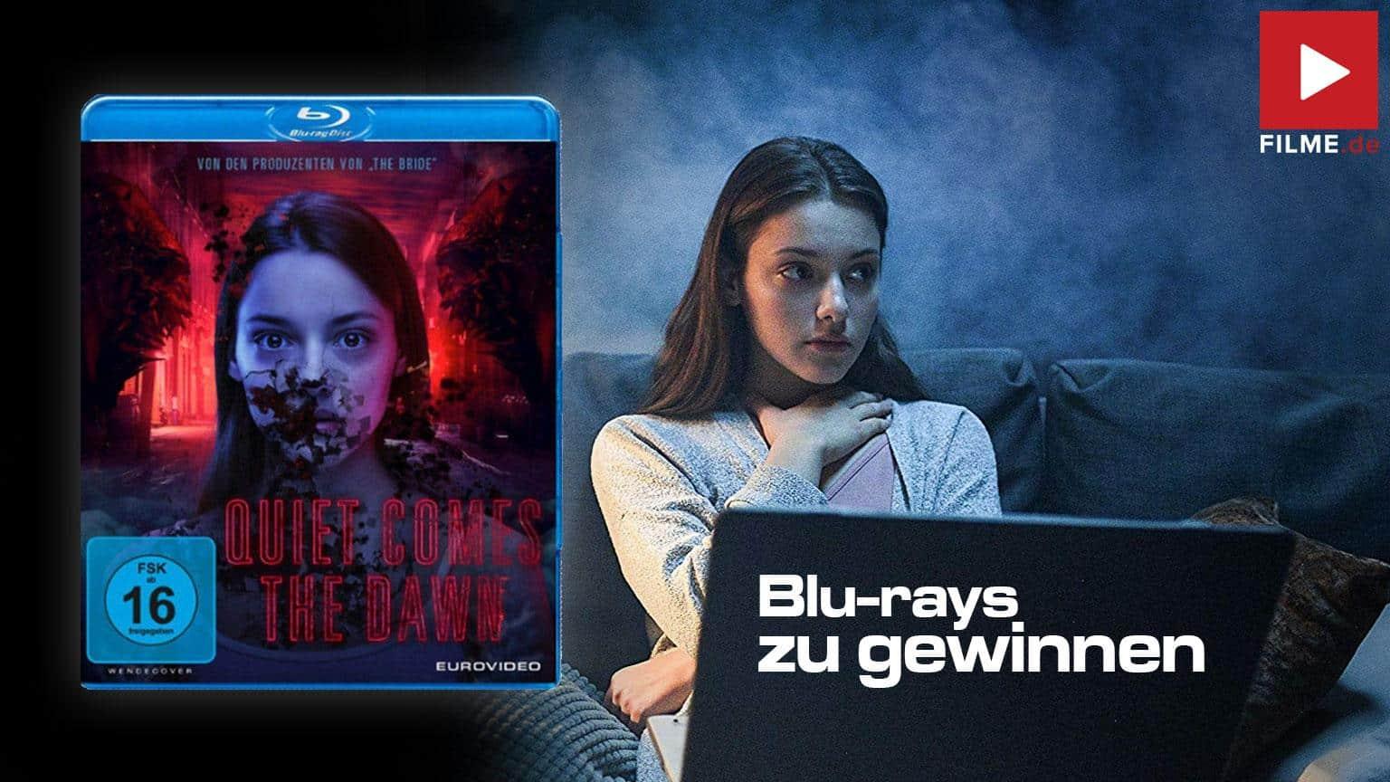 Quiet comes the down Gewinnspiel Artiklebild shop kaufen blu-ray