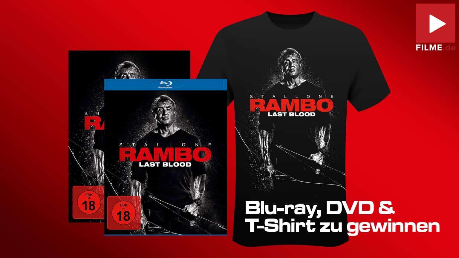 Rambo Last Blood Gewinnspiel Artikelbild
