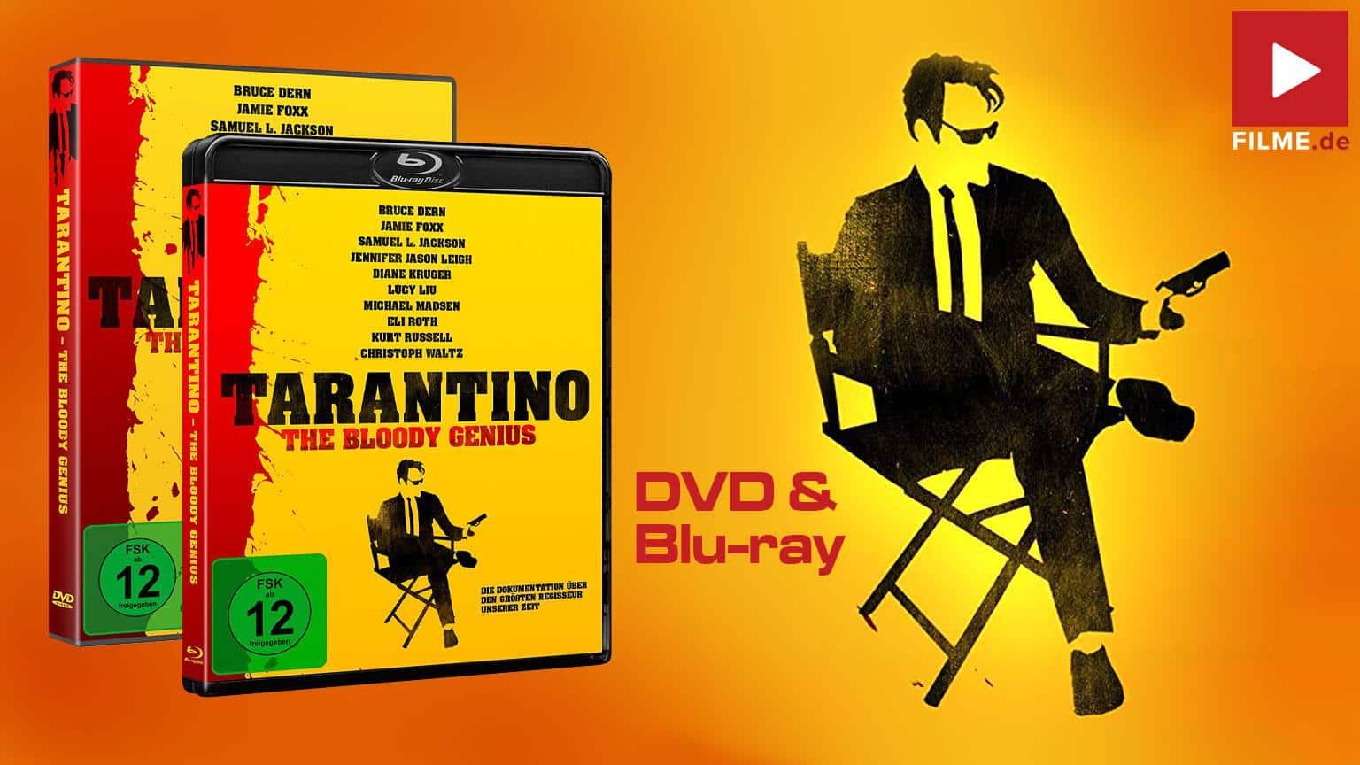 Tarantino the bloody genius gewinnspiel artikelbild