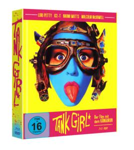 Tank Girl 1995 Mediabook Film kaufen Shop
