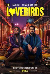 The Love Birds Film 2020 Kino Plakat