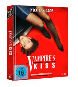 Vampire's Kiss - Ein beißendes Vergnügen 1988 Mediabook Film kaufen Shop