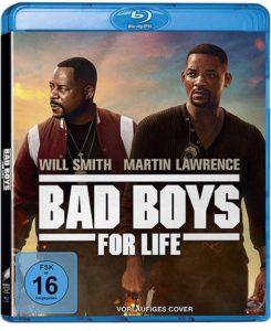 Bad Boys for Life Blu-ray vorbestellen Steelbook shop kaufen Film 2020