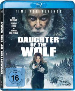 Daughter of the Wolf Film 2019 Blu-ray cover shop kaufen