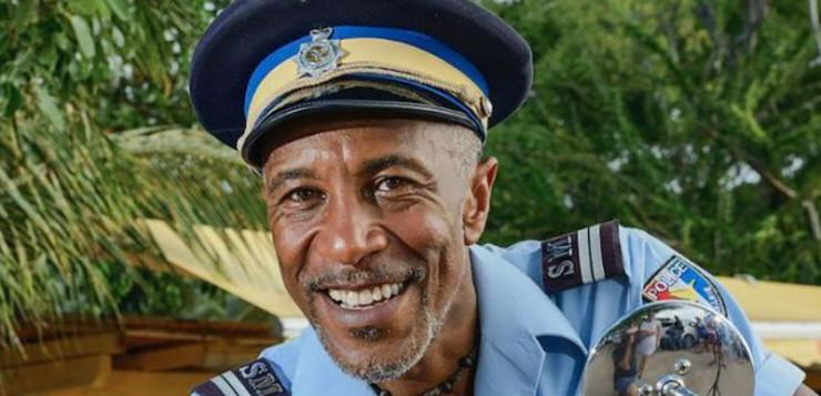 DEATH IN PARADISE Spin-off Danny John-Jules Serie Shop kaufen