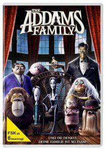 DIE ADDAMS FAMILY 2019 Film Shop kaufen DVD