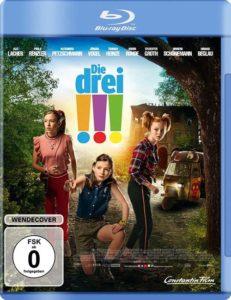Die Drei !!! Blu-ray cover shop kaufen