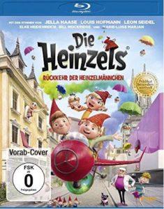 Die Heinzels - Rückkehr der Heinzelmännchen Blu-ray cover shop kaufen