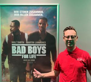 BAD BOYS FOR LIFE Kino Film 2020 kaufen Shop