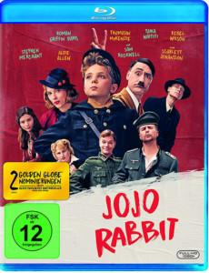 JOJO RABBIT Film 2020 Blu-ray Cover shop kaufen