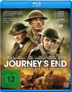 Journey's End – Tage bis zur Ewigkeit blu-ray cover shop kaufen