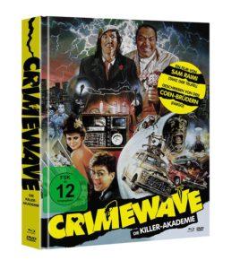 Die Killer-Akademie Crimewave 1985 Film Mediabook kaufen Shop