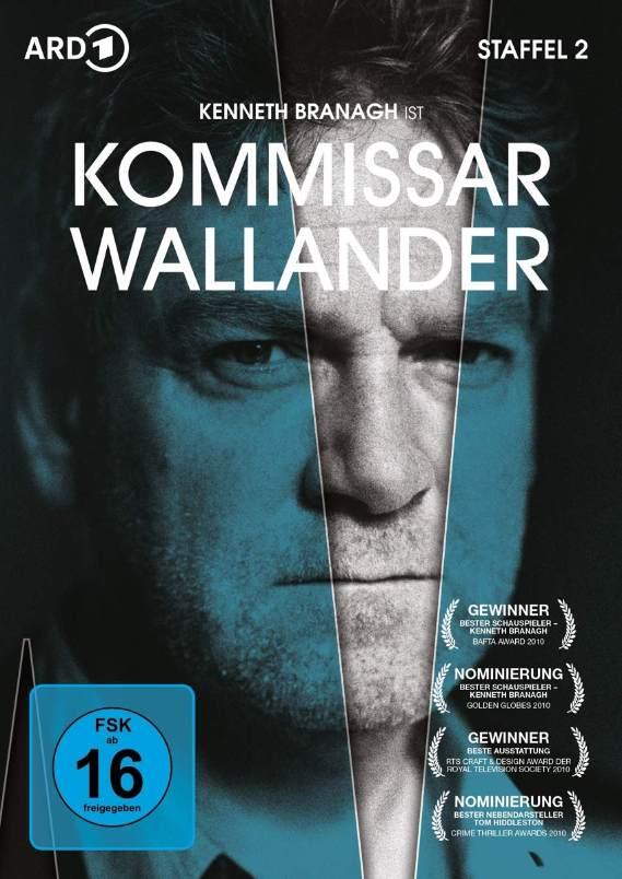 kommissar wallander dvd cover film kaufen