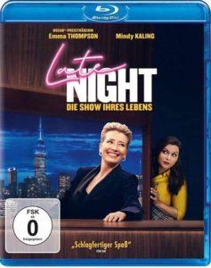 Late Night die Show ihres Lebens Emmy THompson Blu-ray verkauf shop kaufen