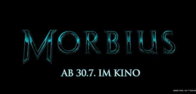 MORBIUS 2020 Film Kino kaufen Shop