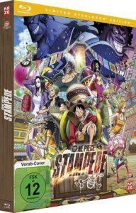 One Piece Stampede0 Steelbook Edition Cover shop kaufen