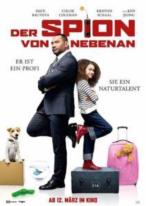 DER SPION VON NEBENAN Film 2020 kino plakat