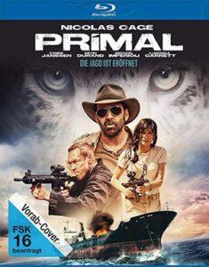 Nicolas Cage Primal - Die Jagt ist eröffnet Blu-ray verkauf shop kaufen cover