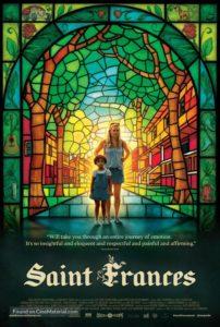 Saint Frances Film 2020 Kino Plakat