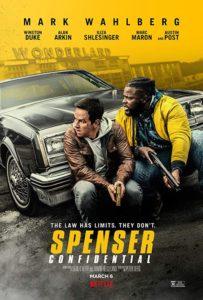 Spenser Confidential Film 2020 Netflix Kino Plakat