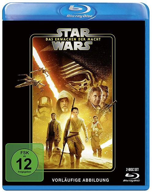 Star Wars Das Erwachen der Macht blu-ray cover line look 2020 shop kaufen