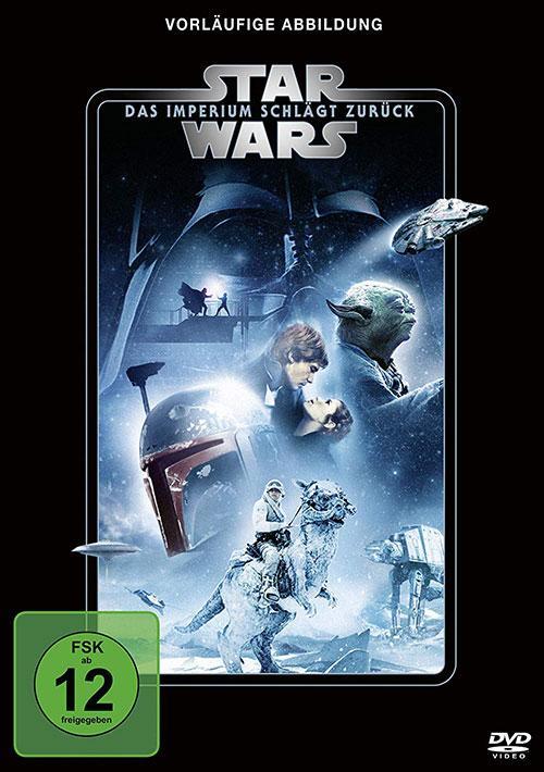 Star Wars Das Imperium schlägt zurück Line Look 2020 DVD Cover shop kaufen
