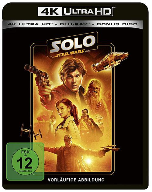 Star Wars Han Solo blu-ray cover line look 2020 shop kaufen