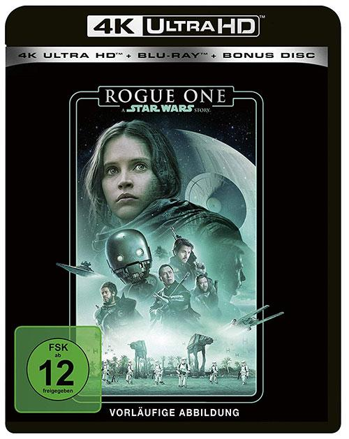 Rogue One blu-ray cover line look 2020 shop kaufen 4K UHD