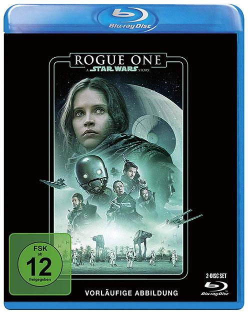 Rogue One blu-ray cover line look 2020 shop kaufen