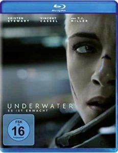 Underwater Film 2020 Blu-ray cover shop kaufen