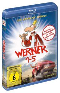 WERNER 1-5 Königsbox Film 2020 Shop kaufen