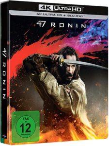 47 Ronin Film 2013 4K UHD Steelbook shop kaufen