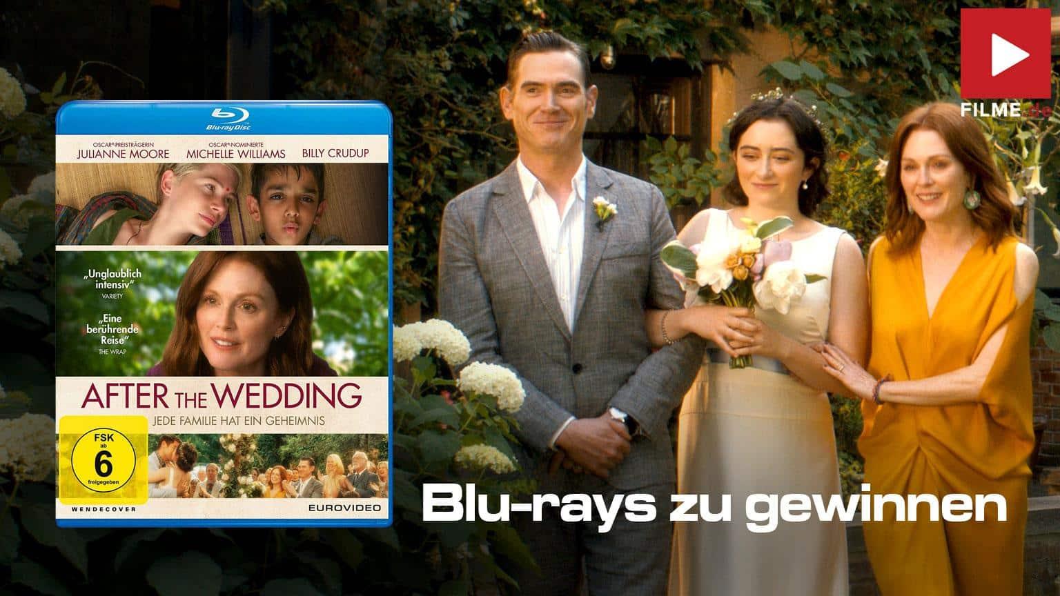 After the Wedding Gewinnspiel Artikelbild