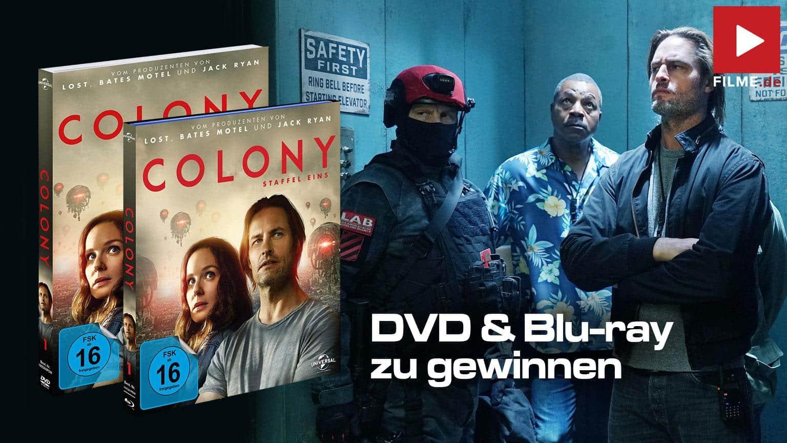 Colony Staffel 1 Gewinnspiel Artikelbild